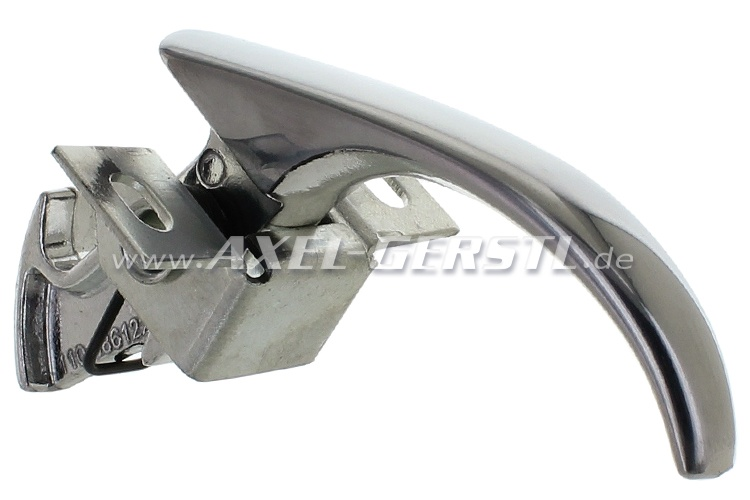 Engine cover lock (aluminum), original form, without keys