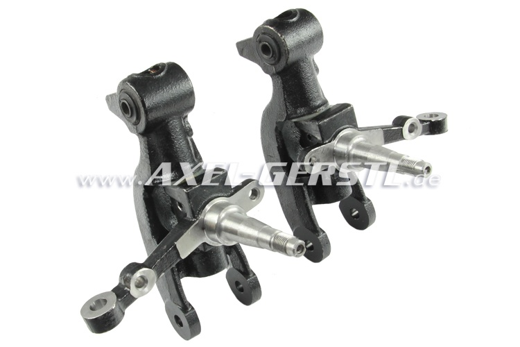 Set of steering knuckles, NEW, exchange