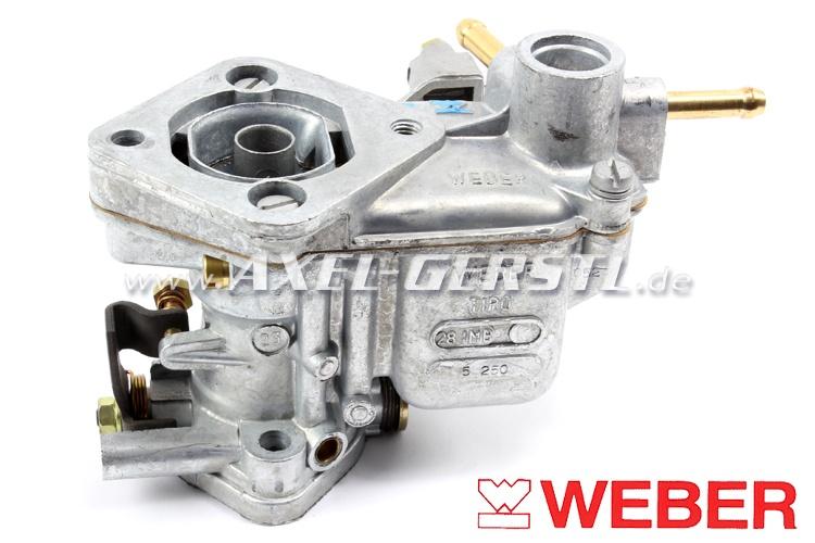 Carburateur Weber 28 IMB/650 cc neuf