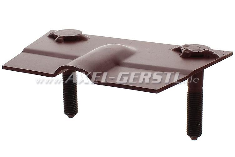 Tôle de réparation du logement de bras transversal, droite/g