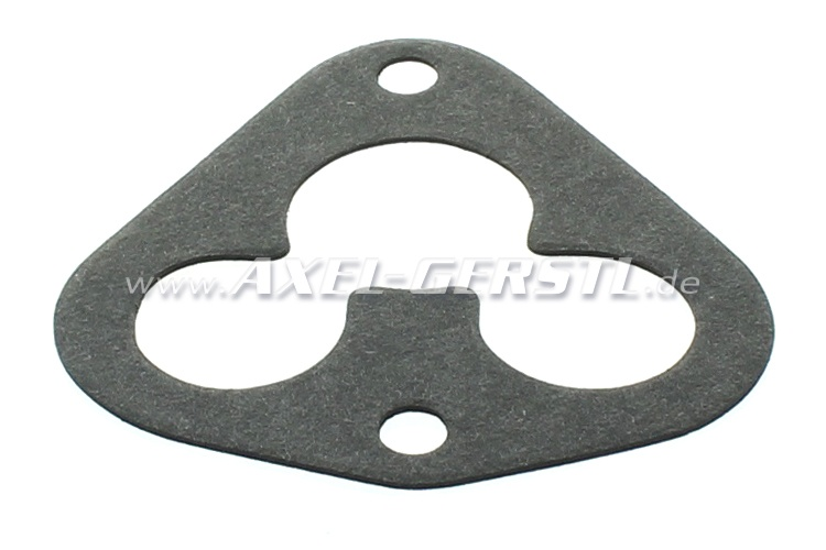 Carburetor spacer seal