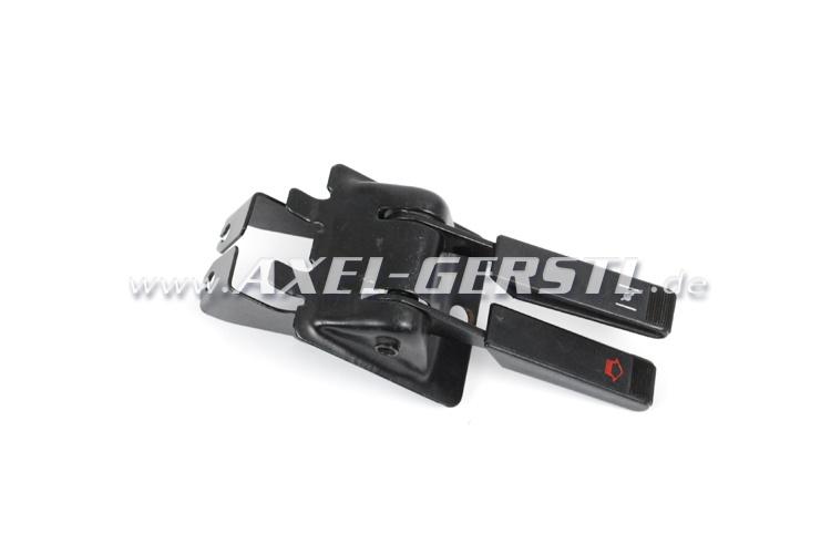SoPo: Hebelwerk Anlasser-/Chokezugbetätigung