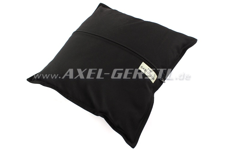 Car cushion cover (utensil bag), black