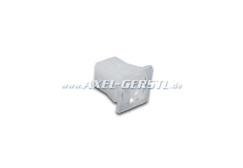 Anchor for plate 3.5 mm, outer diametre 7 x 10.3 mm, white