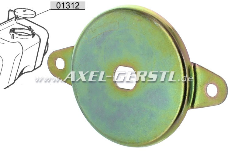 Thermostat housing lid