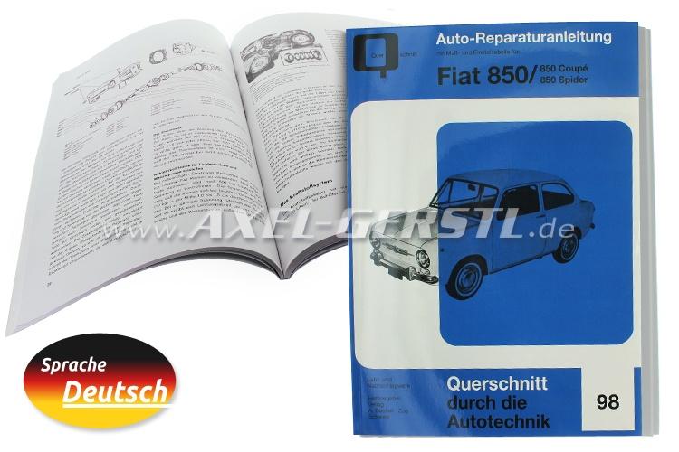 Reparaturanleitung Nr. 98, Orig. Bucheli Verlag, 98 S. A4