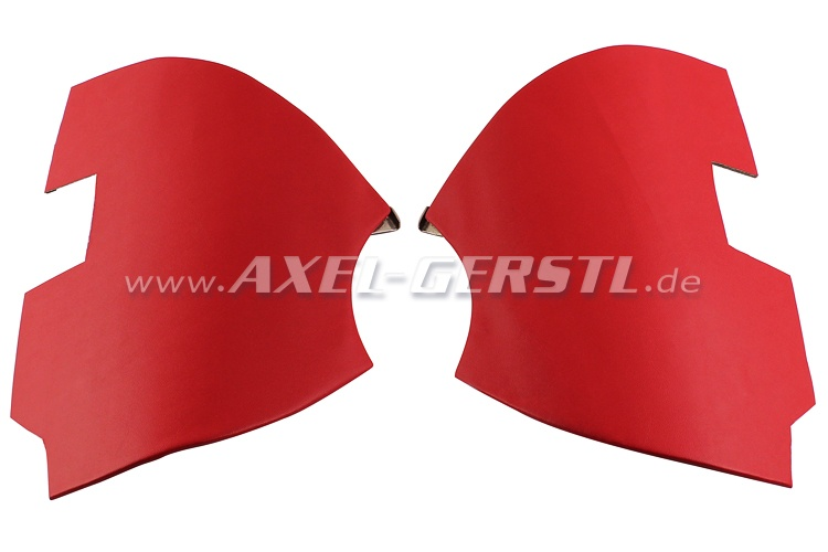 SoPo: Seiten-/Radlaufverkleidung rot (Vipla), paarw.li./ re