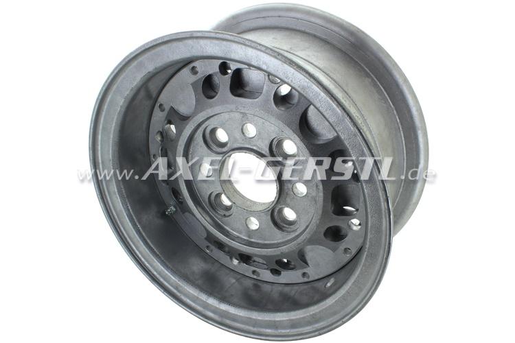 Cerchione in alluminio 4,5 x 10 (a due parti)