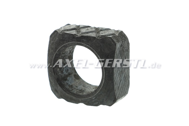Slide ring for axle shaft