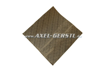 Sheet of gasket paper 0.50, 50 x 50 cm