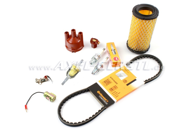 Maintenance kit, small (for square cyl.-head)
