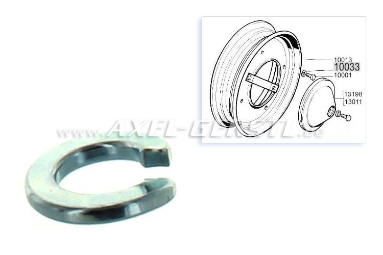Rondelle élastique à ressort M10