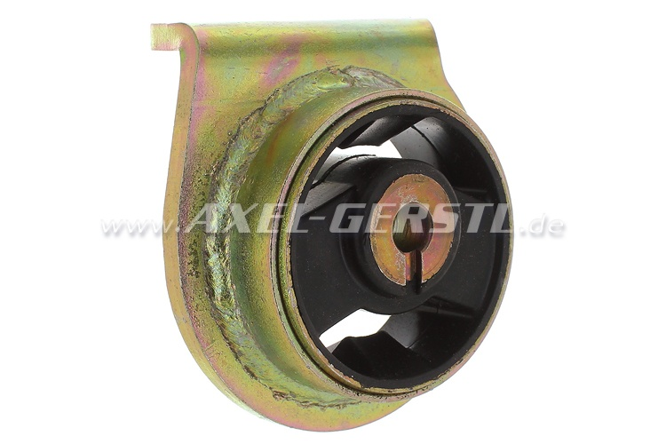 Transmission bearing rubber piece, right