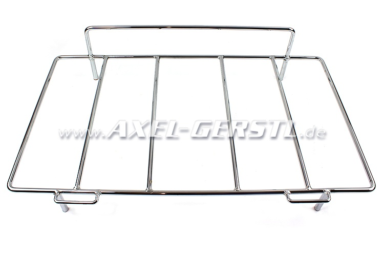 Luggage-rack, chromed