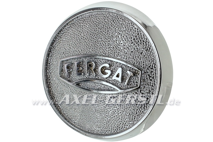 Wheel cover FERGAT, 60mm / 36mm, bolted
