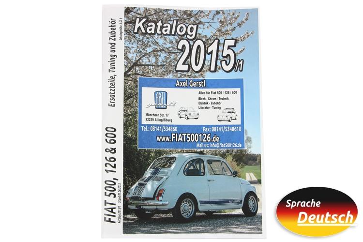 Catalogue 2015/1 - FIAT500126