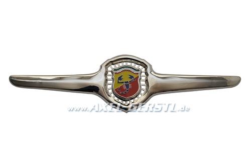 Emblème avant Abarth (ailes perforées et emblème)
