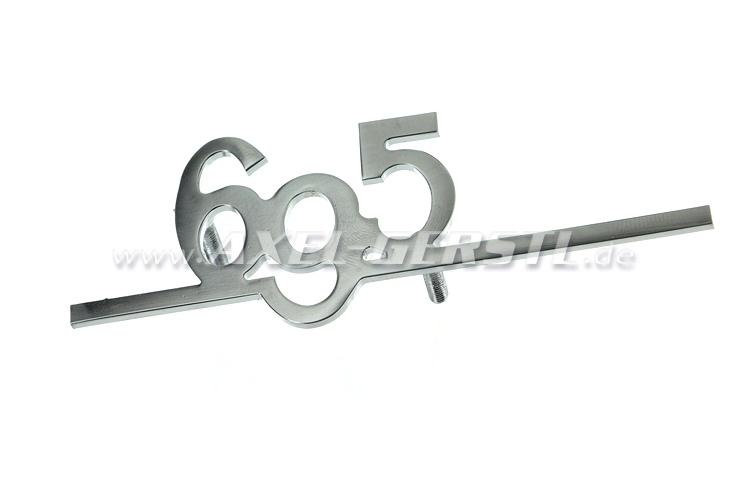 Emblème arrière 695 (basse), 90 mm