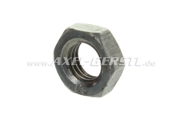 Nut for valve adjuster screw, 7x1