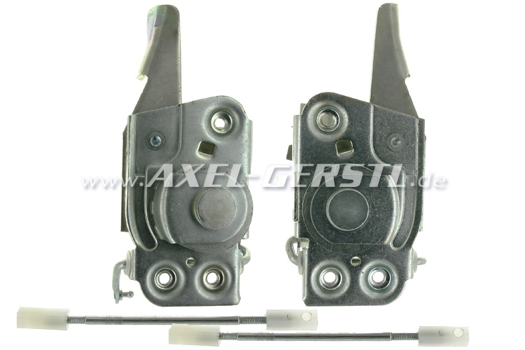 Door lock, internal, in pairs (left & right), A-Quality