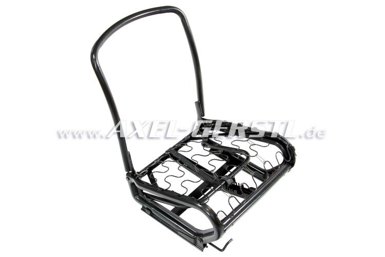 Seating frame (folding) incl. Rails/locking
