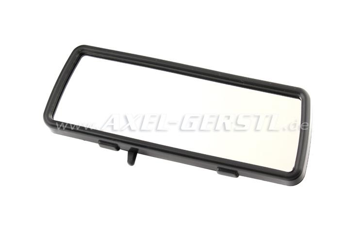 Specchietto retro (compresi illuminazione), nero (plastica)