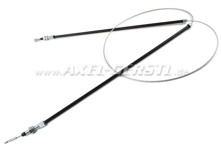 Hand brake cable assembly
