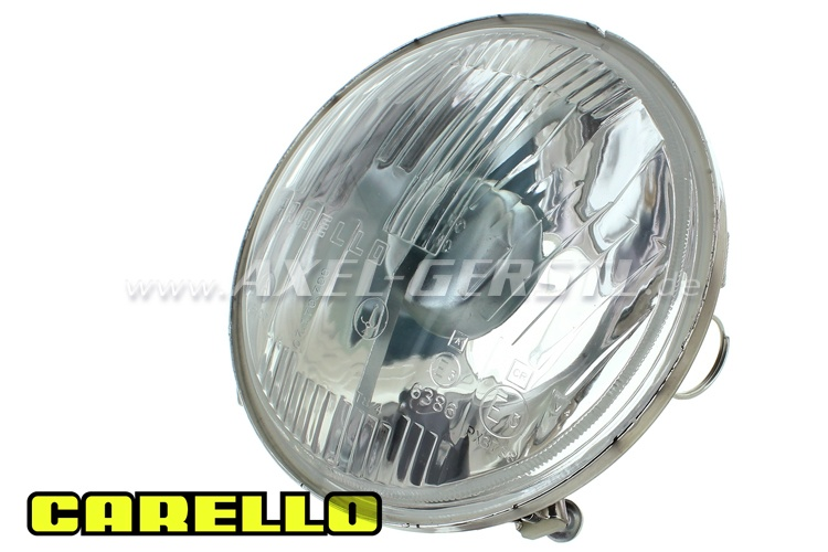 Headlamp with parking light, type Carello