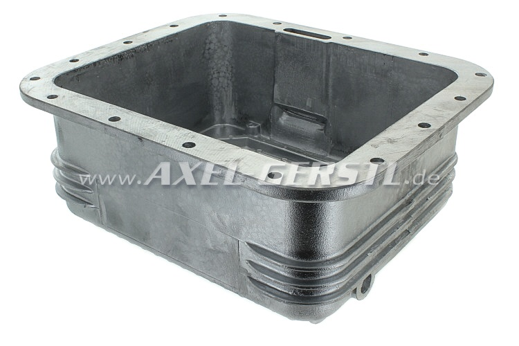 Aluminum oil pan, A-Quality, 3.5 l