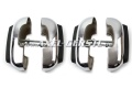 Set of bumper horns Giannini (front & rear), 4 pieces