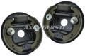 Bremsankerblech-Komplettsatz, vorne (2-teilig)