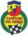 Sticker Campione del Mondo