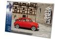 Fiat 500/126 Calendar 2015