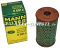 SoPo: Hauptstrom Ölfilter Patrone von Mann H 601o